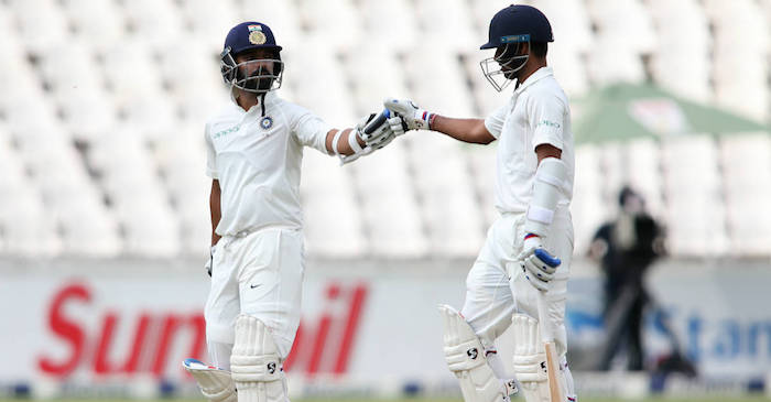 Twitter erupts as India posts a fighting total against South Africa in 3rd Test