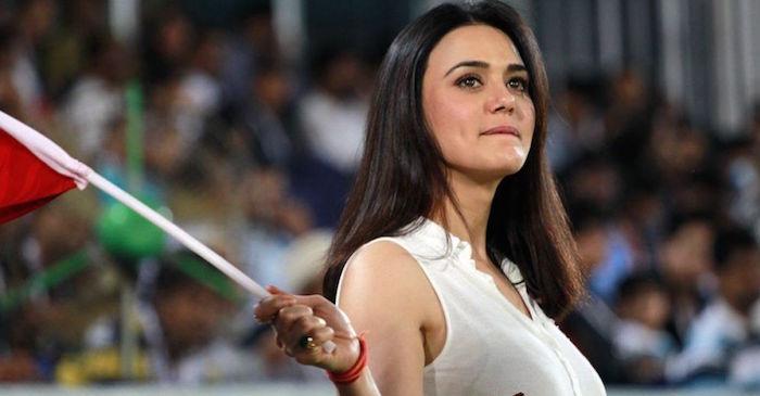 Ipl 2018 Preity Zinta Is Heartbroken After Failing To -1344