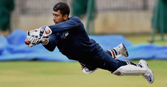 Wriddhiman Saha ruled out of 3rd Test against South Africa