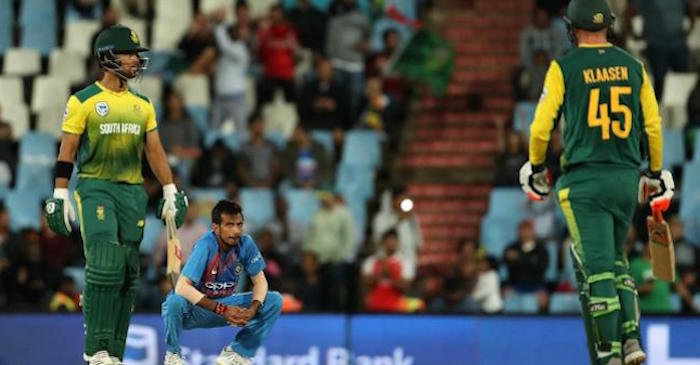 Twitter Reactions: Heinrich Klaasen, JP Duminy outclass India as South Africa level series