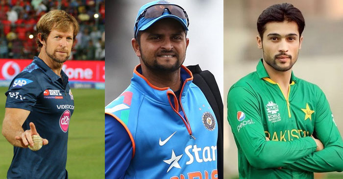 Suresh Raina set for T20Is in South Africa, Mohammad Amir and Jonty Rhodes sends their good wishes