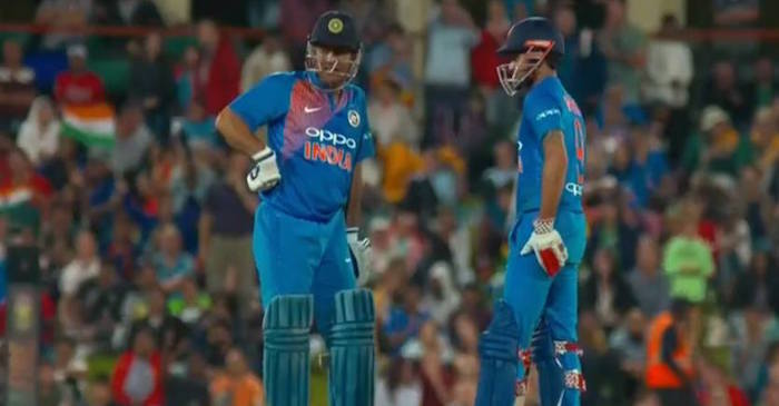 Twitter Reactions: Mandey Pandey, MS Dhoni's blitz takes India to 188 in the 2nd T20I against South Africa