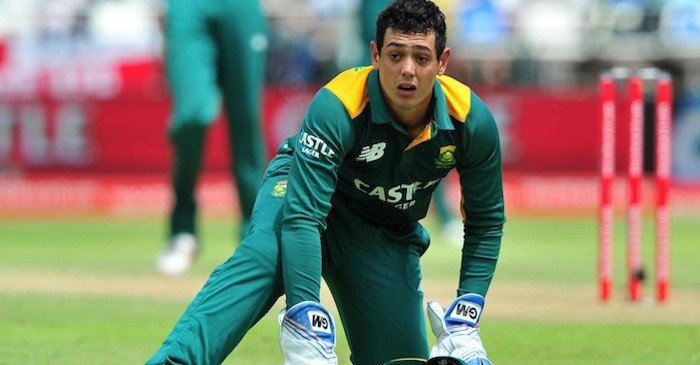 Twitter reactions: Quinton de Kock ruled out of limited overs series against India