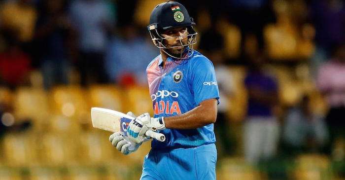 Twitter savagely trolls Rohit Sharma for his golden duck in Centurion T20I