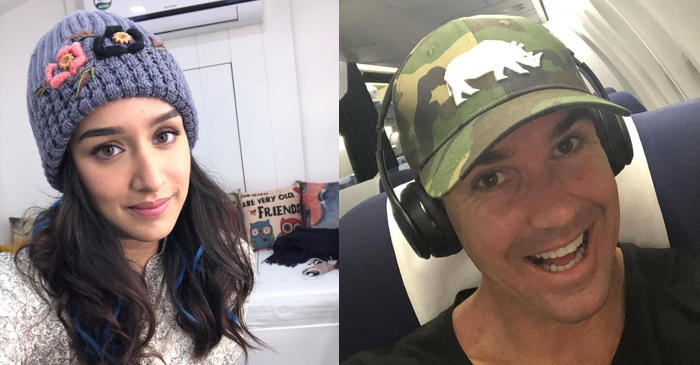 Kevin Pietersen thanks Bollywood actress Shraddha Kapoor for her support in conserving rare wild animals