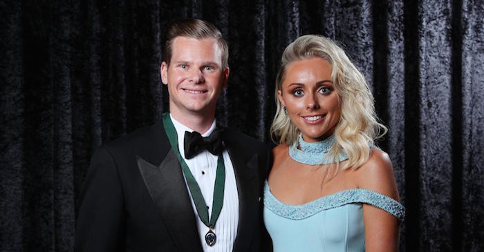 Steve Smith set to tie knot with long-time girlfriend Dani Willis