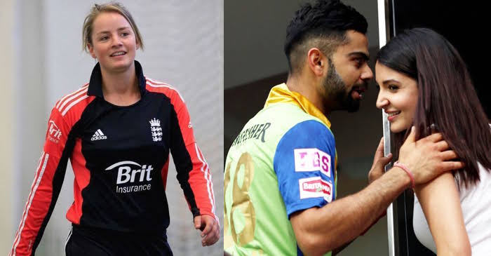 Will Danielle Wyatt along with Anushka Sharma cheer for Virat Kohli in the IPL 2018? Here's the answer