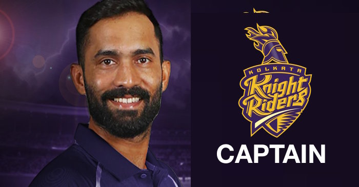 IPL 2018: Kolkata Knight Riders names Dinesh Karthik as new captain