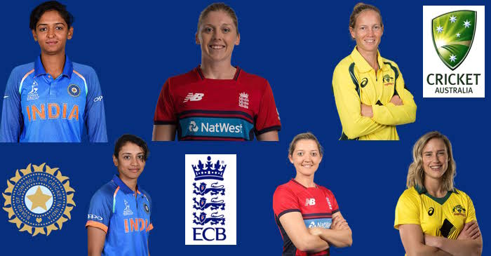 India, Australia & England Women's T20I Tri-Series Rescheduled