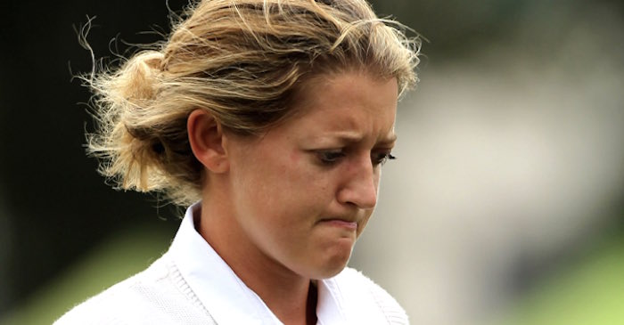 The post which brought a tear to England's star wicketkeeper Sarah Taylor's eye