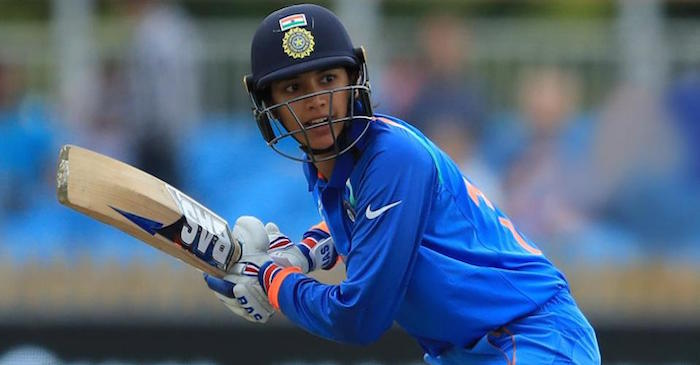 Smriti Mandhana debut in Forbes 30 Under 30 Asia list