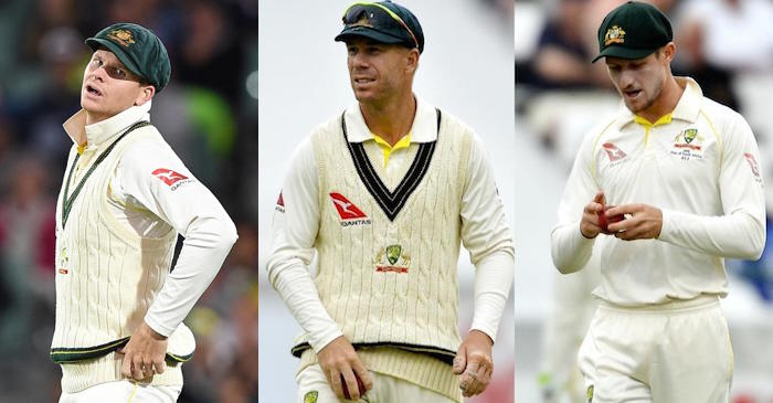 Steve Smith and David Warner banned for 1 year, Cameron Bancroft for 9 months