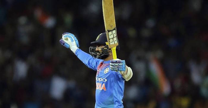 Cricket world hails Dinesh Karthik for his match winning knock in Nidahas Trophy 2018 final