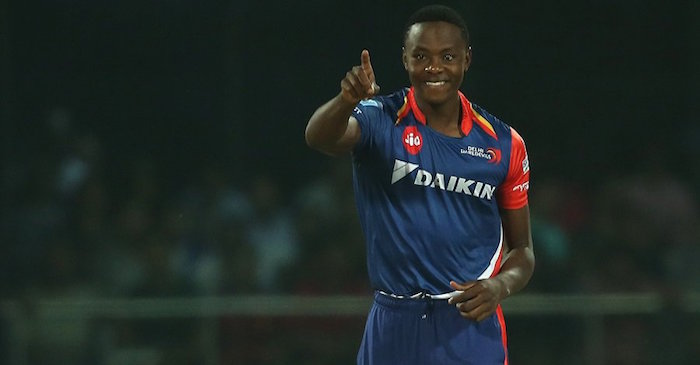 IPL 2018: Delhi Daredevils pacer Kagiso Rabada ruled out with back injury