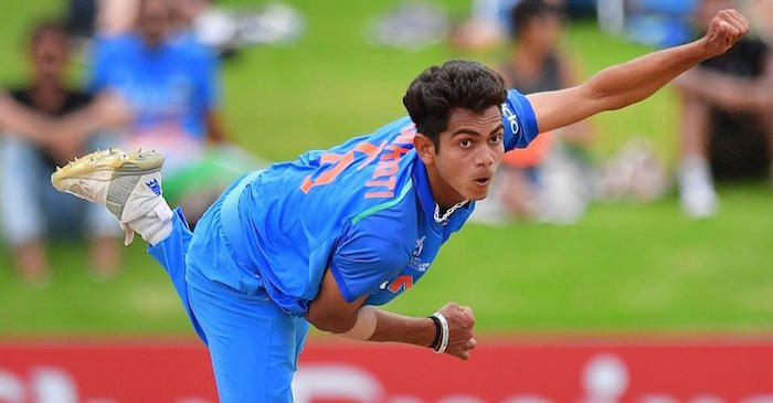 IPL 2018: KKR's Kamlesh Nagarkoti ruled out of the tournament with a foot injury