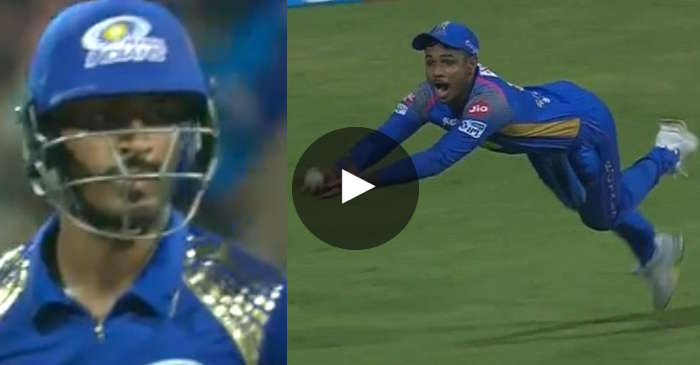 WATCH: 'Superman' Sanju Samson stuns Hardik Pandya with one-handed catch