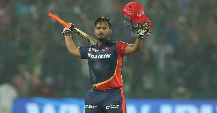 Twitter Reactions: Rishabh Pant becomes the first Indian to score a century in the IPL 2018