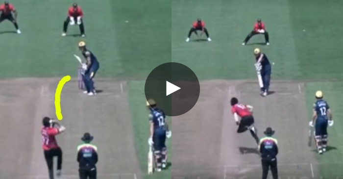 WATCH: Ishant bowls an unplayable delivery in Royal London One-Day Cup