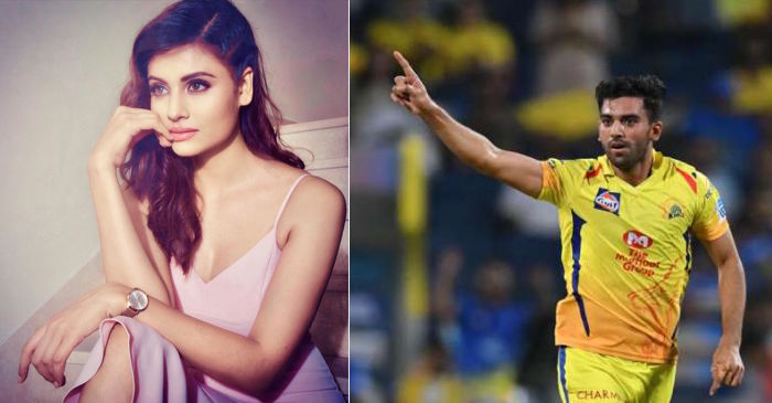 Malti Chahar bats in the nets, brother Deepak hilariously trolls her