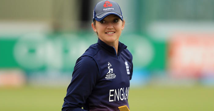 Sarah Taylor wishes her fans in India on their 72nd Independence Day