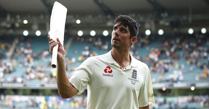 Alastair Cook to retire from international cricket after 5th Test against India