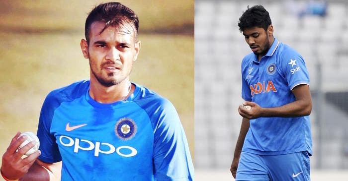 Asia Cup 2018: Siddarth Kaul and Avesh Khan among net bowlers in the UAE