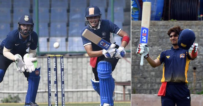 Stats: Shubman Gill becomes the 5th youngest player to score a century in Deodhar Trophy