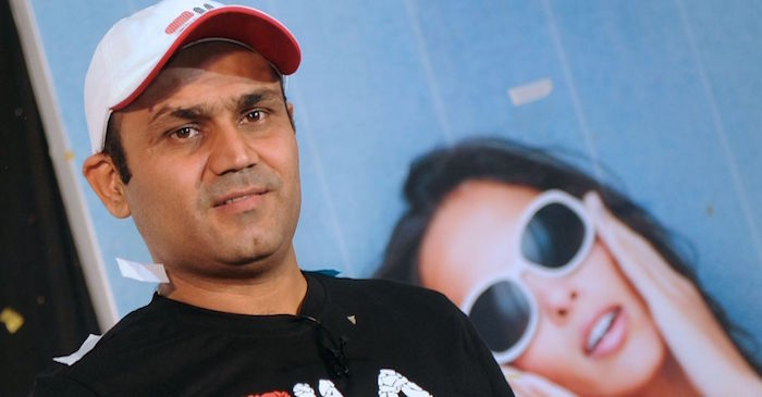 Virender Sehwag reveals how he is spending his time during the lockdown