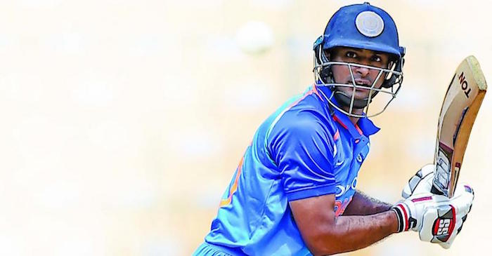 Ambati Rayudu gave up his favourite food to play for Team India