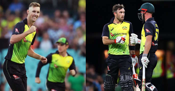 Australia T20I squad against India