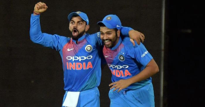 BCCI announce 12-man squad for 1st T20I against Australia