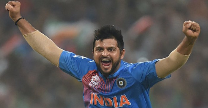 Cricketing fraternity wishes Suresh Raina on his 32nd birthday