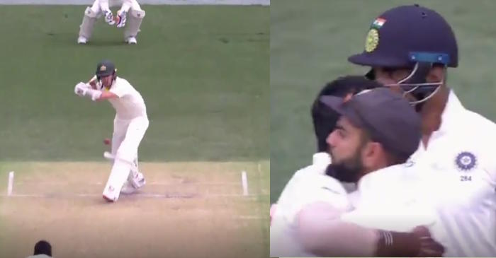 WATCH: Jasprit Bumrah produces a gem of an inswinger to dismiss Pat Cummins