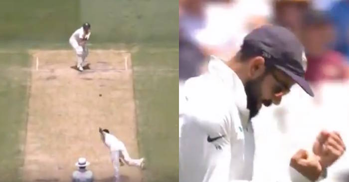 WATCH: Jasprit Bumrah sends Travis Head's stumps flying, Virat Kohli celebrates