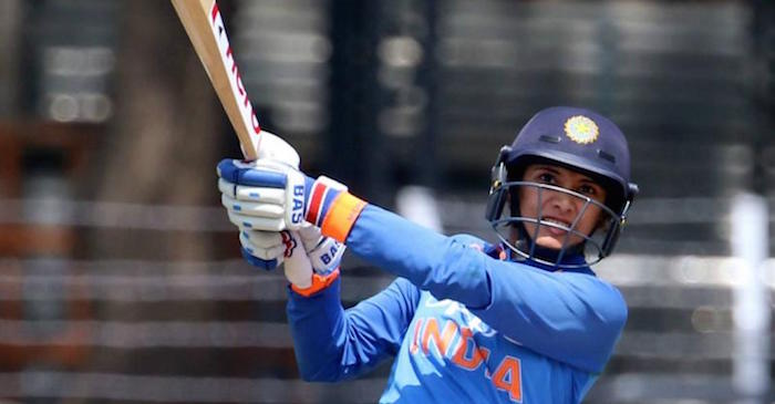 Smriti Mandhana wins ICC women's cricketer of the year award