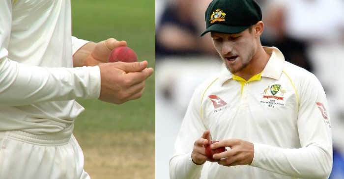 Cameron Bancroft names the player who encouraged him to tamper with ball