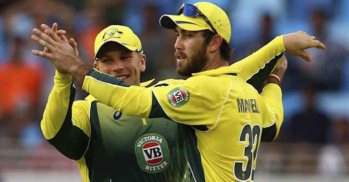 Australian squad for ODI series against India announced