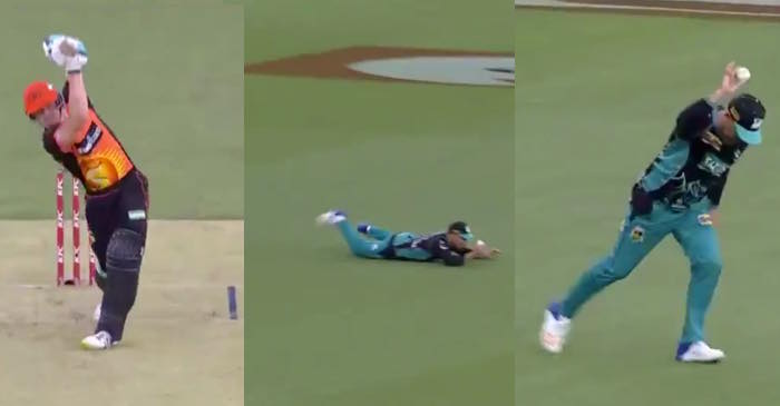 WATCH: Brendon McCullum takes a blinder to dismiss Cameron Bancroft