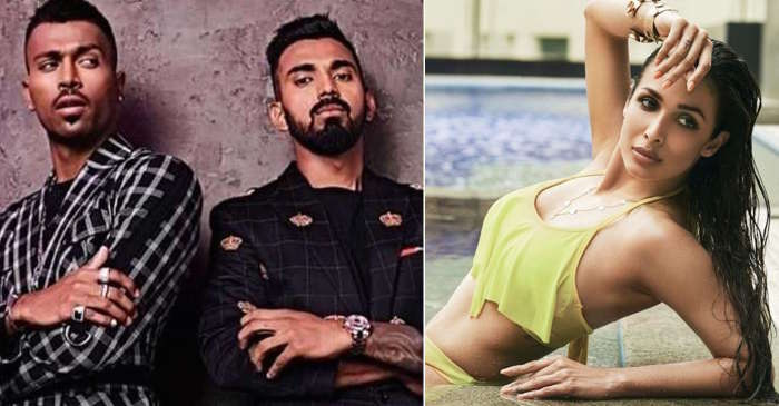 "When Hardik Pandya and KL Rahul talked about their celebrity crush on ""Koffee With Karan"""