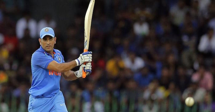 MS Dhoni out of Bay Oval ODI due to hamstring injury