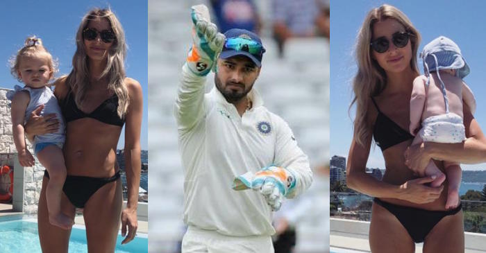 Rishabh Pant opens up on his viral picture with Bonnie Paine and kids