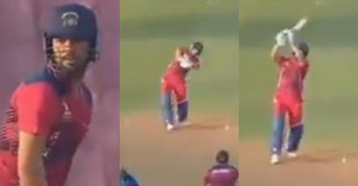 WATCH: Yuvraj Singh smashes quick-fire 80 in DY Patil T20 Cup