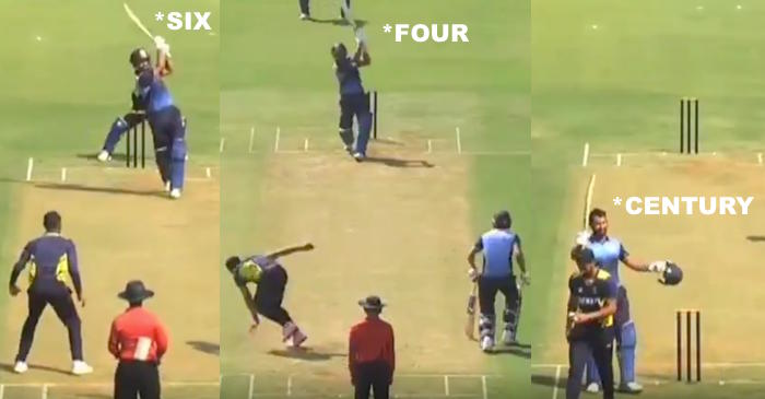 Cheteshwar Pujara T20 century