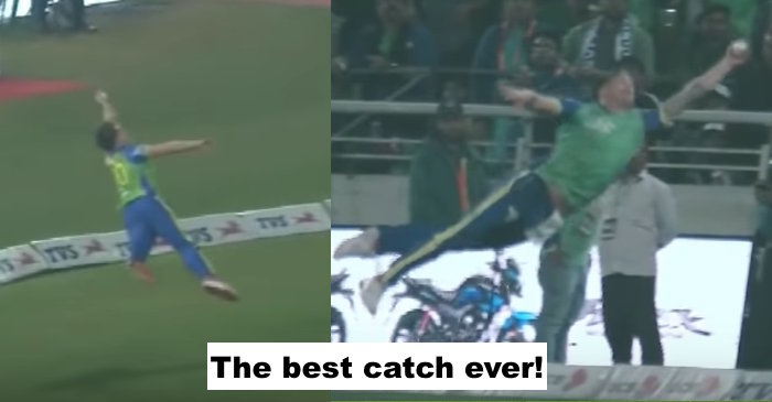 Jason Roy catch