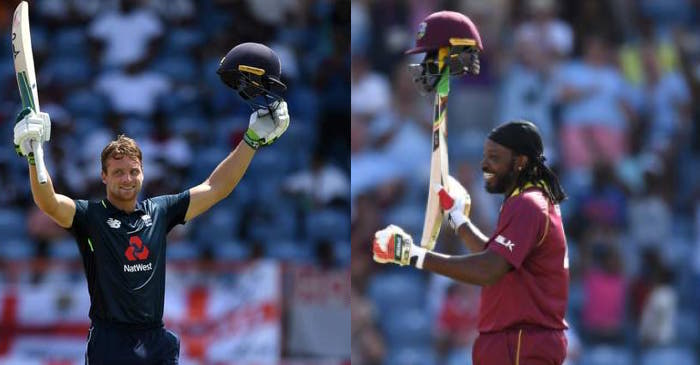 Jos Buttler, Chris Gayle
