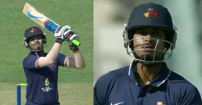 Shreyas Iyer smashes record for highest T20 score by an Indian cricketer
