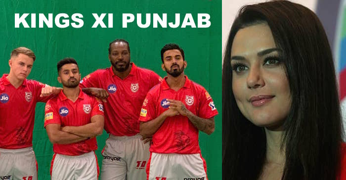 Kings XI Punjab 2019