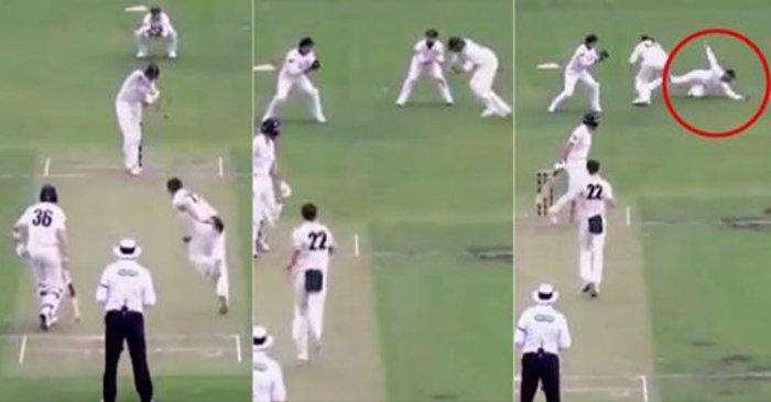Matthew Wade catch