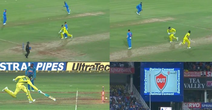 WATCH: Ravindra Jadeja's one-arm direct hit to run-out Peter Handscomb