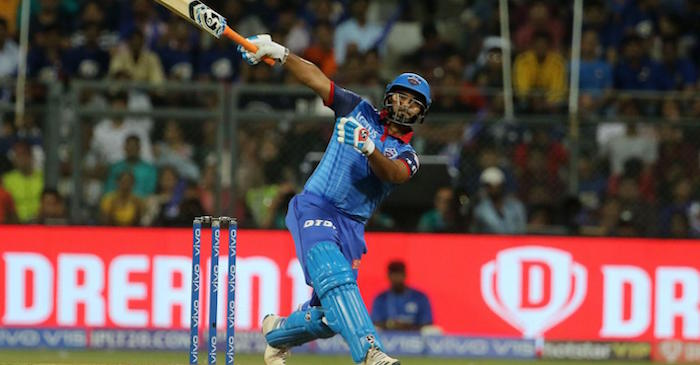 IPL 2019: Rishabh Pant smashes the fastest IPL fifty against Mumbai Indians